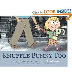 Knuffle Bunny Too