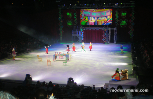 Disney on Ice Celebrations!