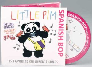 Little Pim Spanish Bop CD