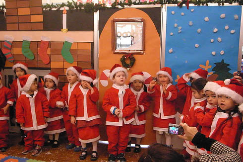 Children's Christmas Performance