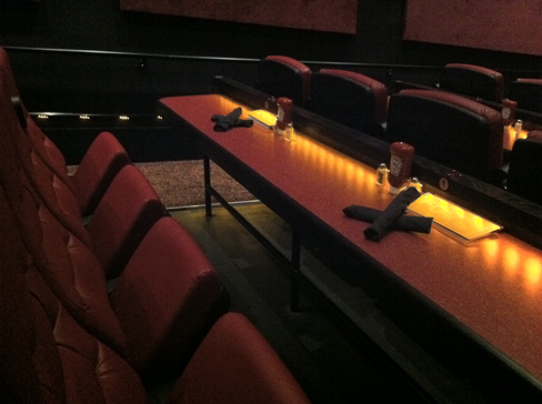 amc downtown disney dine-in theatre seating orlando