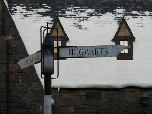 Hogwarts and Hogsmeade - Wizarding World of Harry Potter