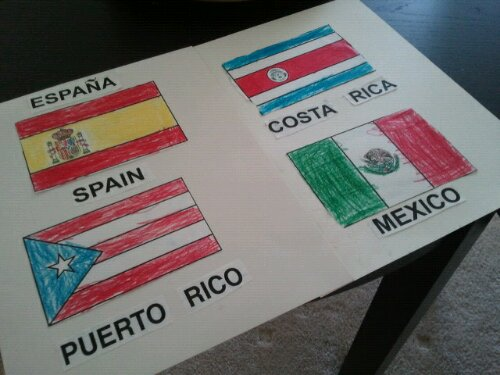 3 Kids' Activities for Celebrating Hispanic Heritage Month: Hispanic Heritage Flags