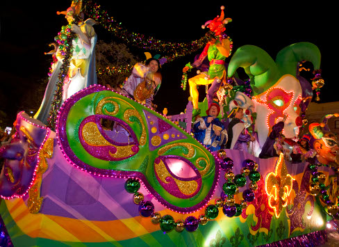 Mardi Gras Universal Orlando Resort, Central Florida