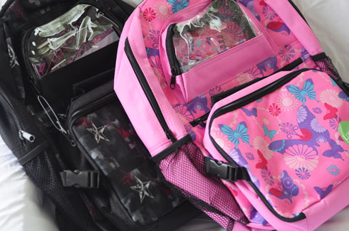 Back to School Backpacks from Walmart