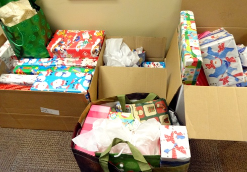Holiday Charitable Giving Donations for Central Florida Families
