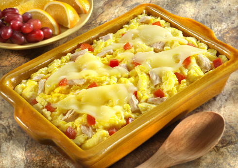 Tuna Egg Scramble from Bumble Bee Foods