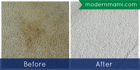 No More Carpet Stains With Bissell Deep Clean Premier