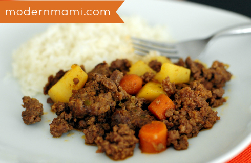 Carne Molida (Puerto Rican Ground Beef) Recipe