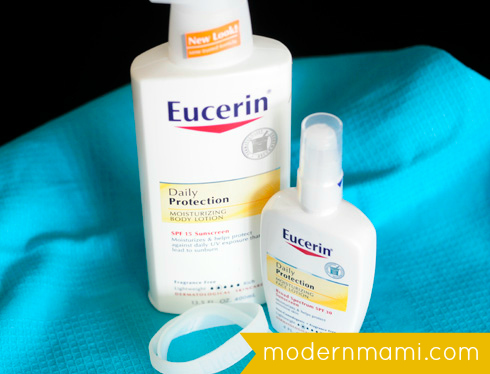 Eucerin Protect Your Skin Giveaway Gift Pack