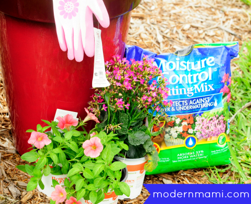 Flower Garden Supplies