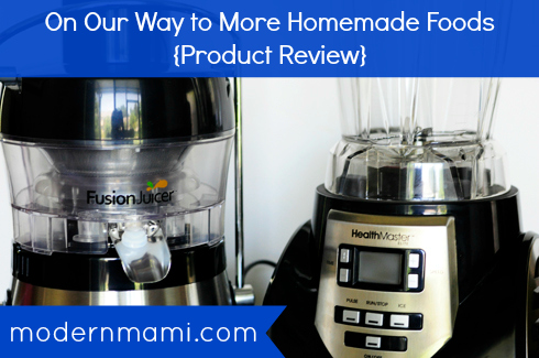 Review of HealthMaster Elite Blender and Fusion Juicer