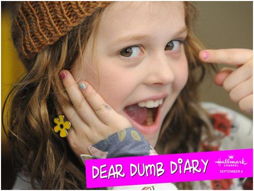 Dear Dumb Diary Movie on Hallmark Channel