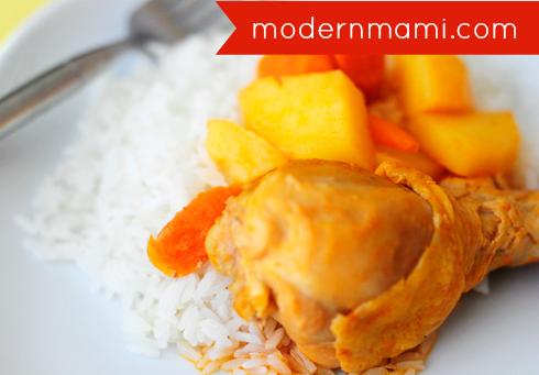 Pollo guisado recipe puerto rican style stewed chicken forumfinder Gallery