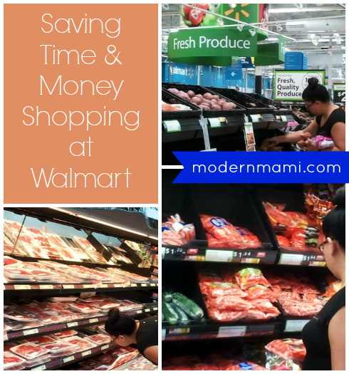 Saving Money at Walmart