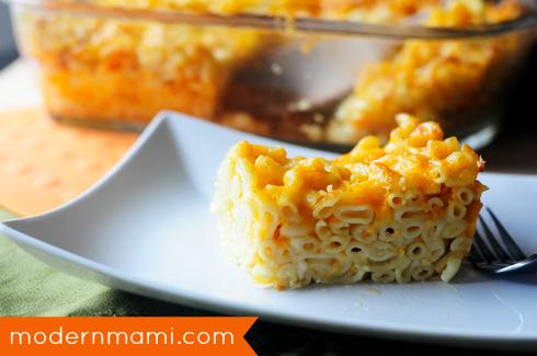 Trinidadian Macaroni Pie Recipe