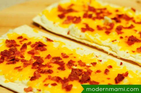 Mashed Potato Bacon Pizza Recipe
