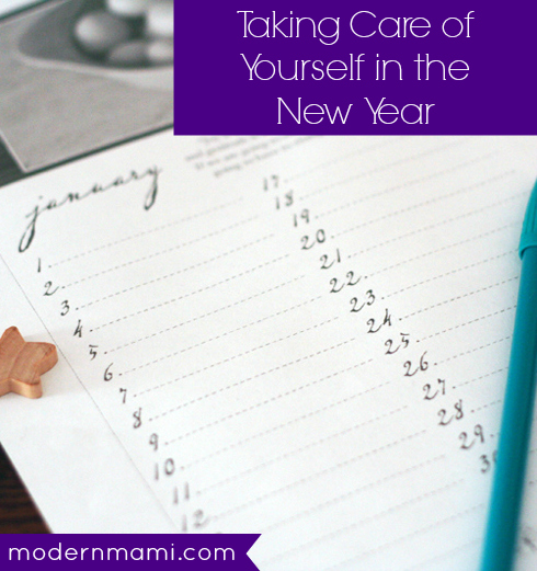 Taking Care of Yourself in the New Year