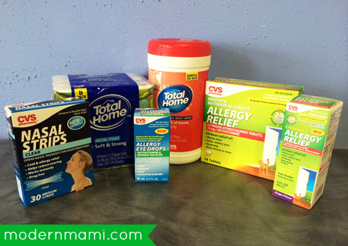 Spring Allergies Essentials Kit Giveaway