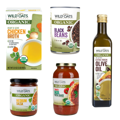 Wild Oats Marketplace Organic Products Now Available at Walmart