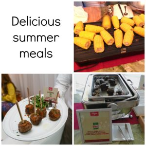 Delicious ideas for summer meals