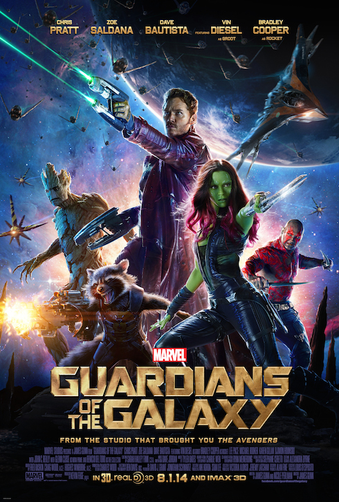 Marvel's Guardians of the Galaxy Movie Review