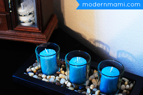 5 Simple Ideas for a Master Bedroom Refresh:  Add Candles