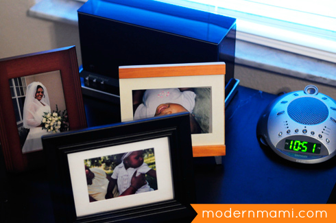 5 Simple Ideas for a Master Bedroom Refresh:  Decorate with Photos
