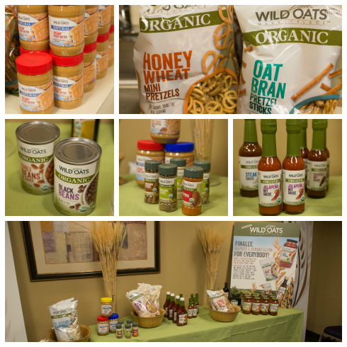 Wild Oats Marketplace Organic & Natural products