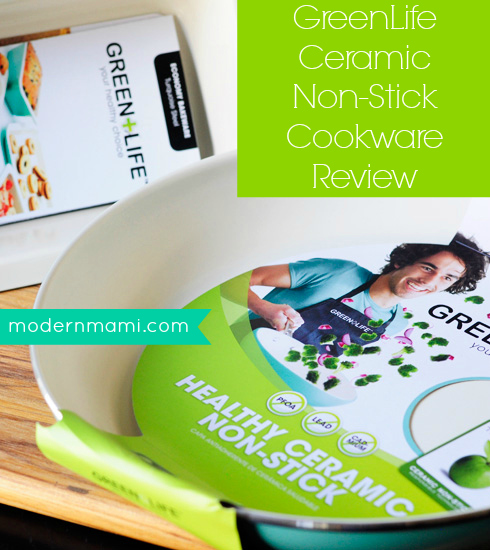 GreenLife Ceramic Non-Stick Cookware Review