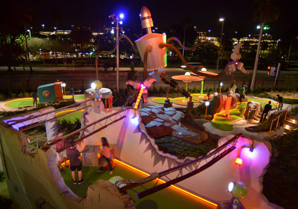 7 Family Friendly Restaurants Amp Entertainment Options At