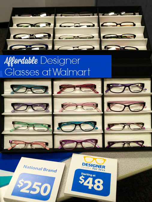 Affordable Designer Glasses At Walmart Modernmami