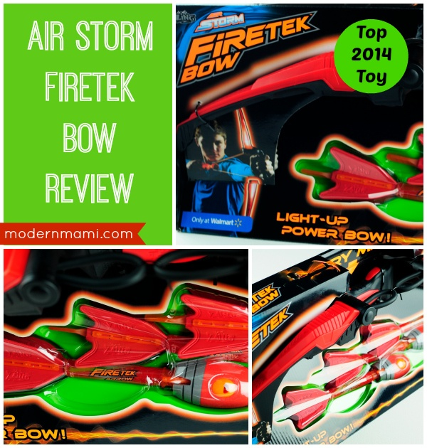 Air Storm Firetek Bow Review