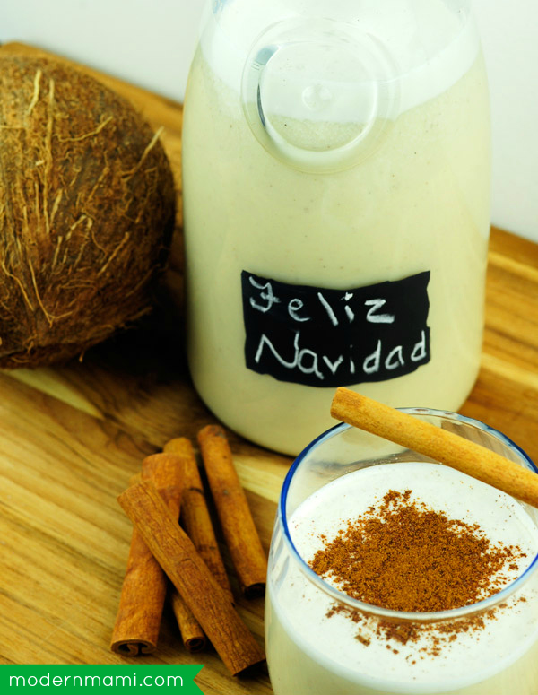 How to Make Puerto Rican Coquito Recipe