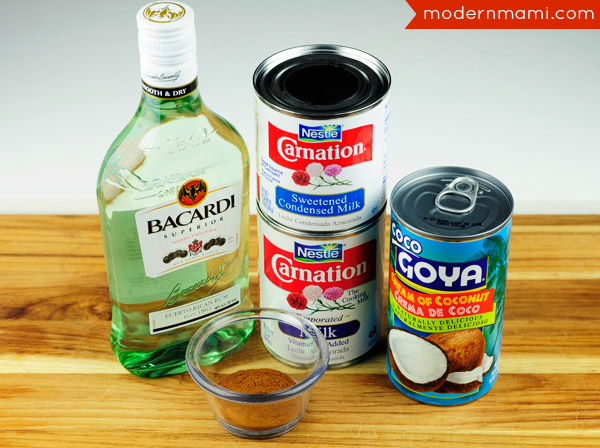 How to Make Coquito: Recipe Ingredients
