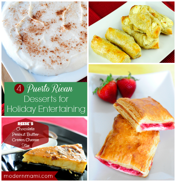 Puerto Rican Desserts for Holiday Entertaining