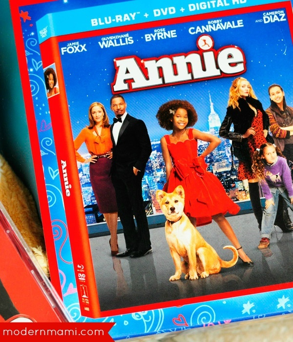 """... Annie"""". The film is directed by Will Gluck and expected to premiere on"""