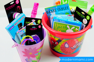 Kids' Easter Baskets Under $15