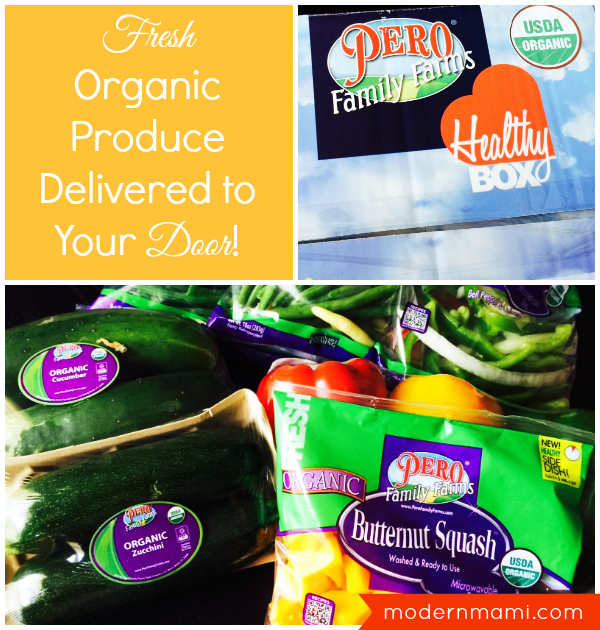 Organic Produce Delivered to Your Door: Pero Family Farms' Organic Healthy Box