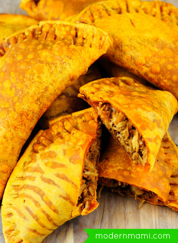Chicken empanadas recipe easy