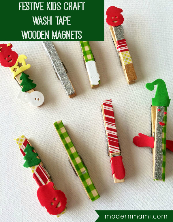 Christmas Toddler Craft Ideas Part - 33: ModernMami.com