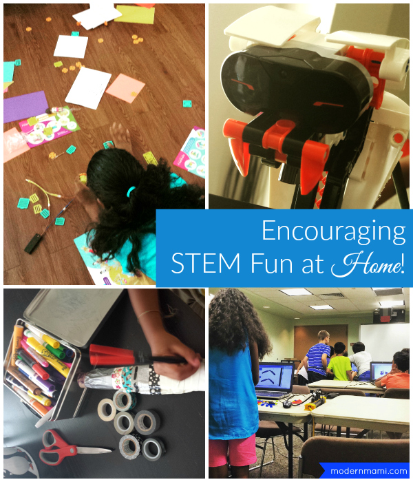 Just For Fun Twitter Giveaway By: 3 Ideas For Encouraging STEM Fun At Home! {$100 Holiday