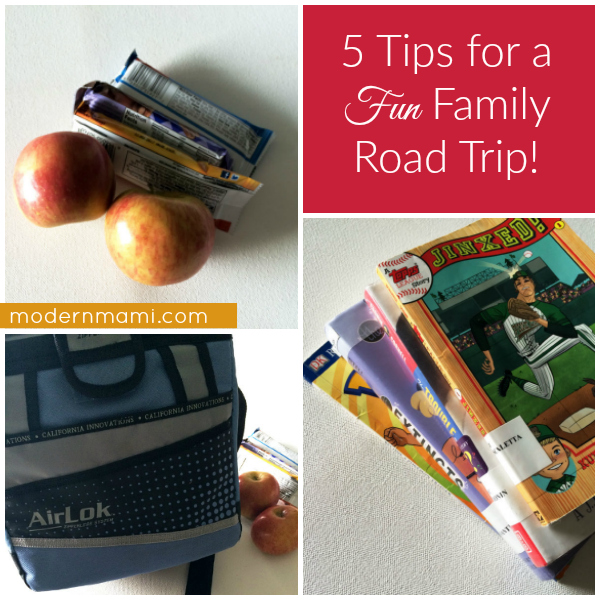 Brilliant 5 Tips For A StressFree Amp Fun Family Road Trip  Modernmami