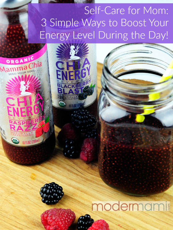 3 tips to help with your energy level