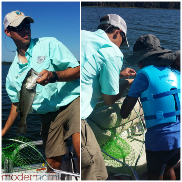 Fishing as a Family