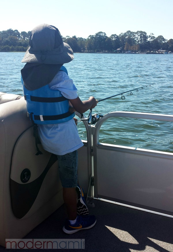Fishing as a Family, Fun with Kids