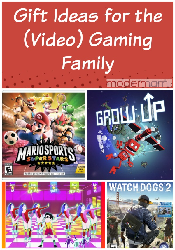Video Games for the Family